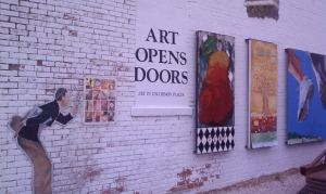 Art in Uncommon Places Projects.