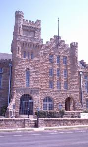 When prisons were built like castles.