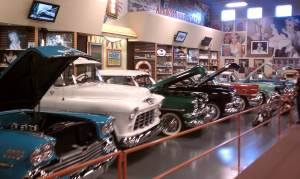 Another cool stop along Route 66.
