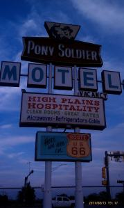 History and art captured in old neon.