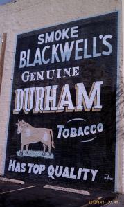 Vintage ads make interesting art.