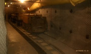Learn about uranium mining under the museum.