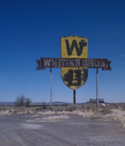 Another artifact of Route 66.