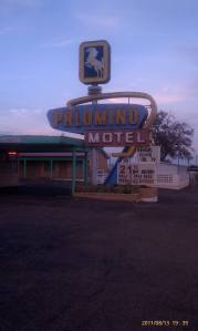 Another cool old Route 66 neon sign.