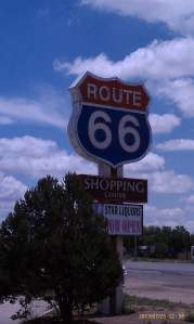Named after the Mother Road.