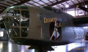 A still flying B-24 Liberator.