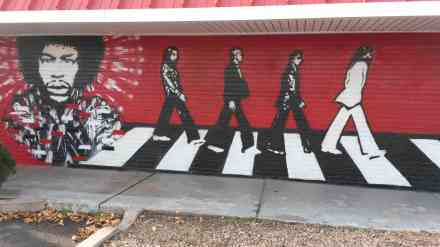 The art of rock and roll.