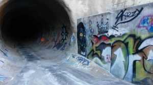 A long dark tunnel ahead.